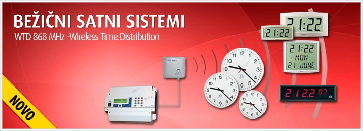 Wireless Satni Sistemi - WTD